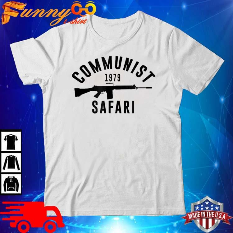 Communist Safari 1979 Shirt