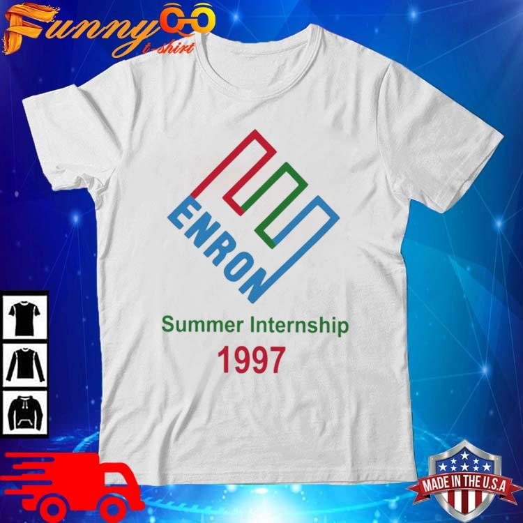 Enron Summer Internship 1997 Shirt