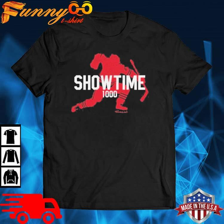 Hockey showtime 1000 shirt