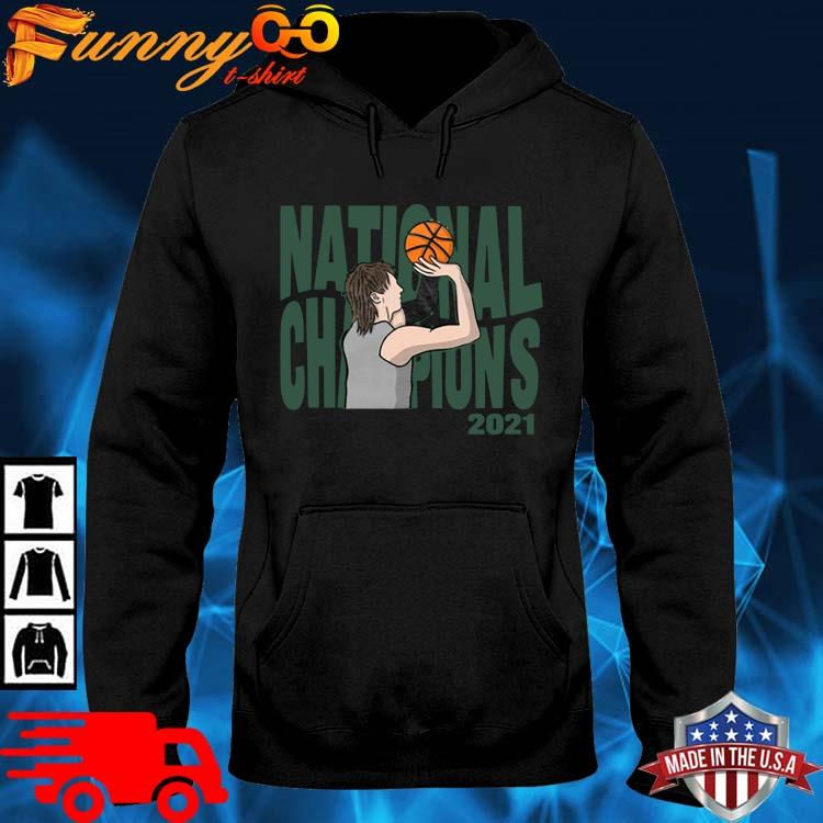 National Champions 2021 Basketball Shirt hoodie den