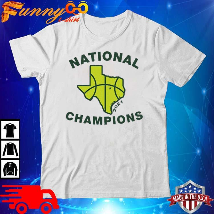 Texas Waco National Champions 2021 Shirt